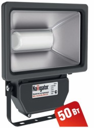 Прожектор LED Navigator 94 641 NFL-P-50-4K-BL-IP65-LED