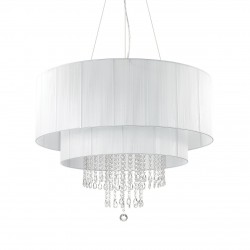 Люстра Ideal Lux Opera SP10 Bianco
