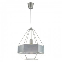 Люстра TK Lighting 1528 Cristal Grey 1