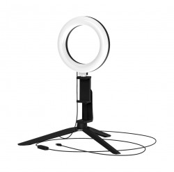 Кольцевая лампа на штативе Gauss RING LIGHT RL001