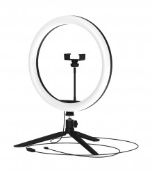 Кольцевая лампа на штативе Gauss RING LIGHT RL003
