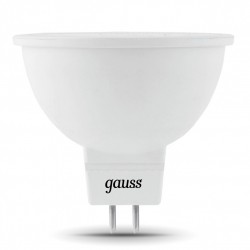 Лампа Gauss LED MR16 GU5.3 5W 3000K 101505105