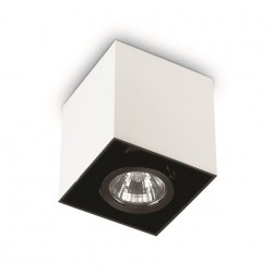 Светильник Ideal Lux Mood PL1 Small Square Bianco