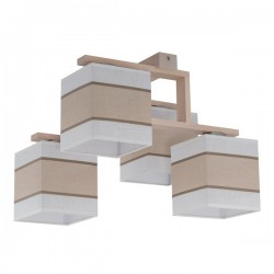 Люстра TK Lighting 562 Lea white 4